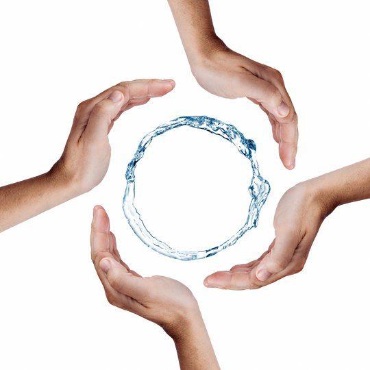 Wasserkreislauf Poolreinigung Wasseraufbereitung
