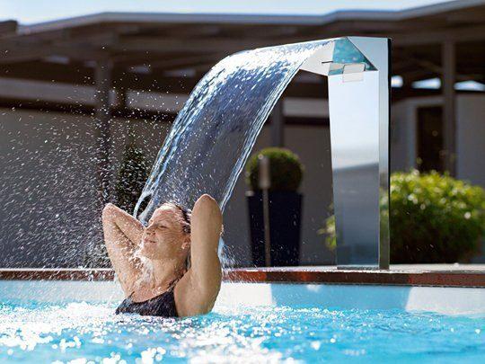 Edelstahl Edelstahl-Pool Swimmingpool