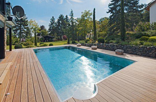 Edelstahl-Pool Pool