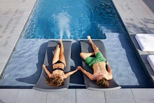 Schwimmbad Pool Riviera-Pool