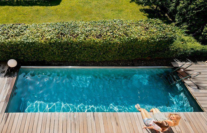 Poolpflege Badevergnügen
