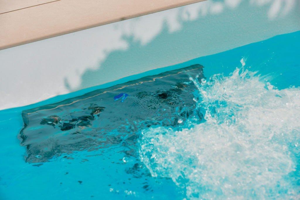 Pool Zubehör Feinsteinzeug Gegenstromanlage Swimmingpool Pool Klafs