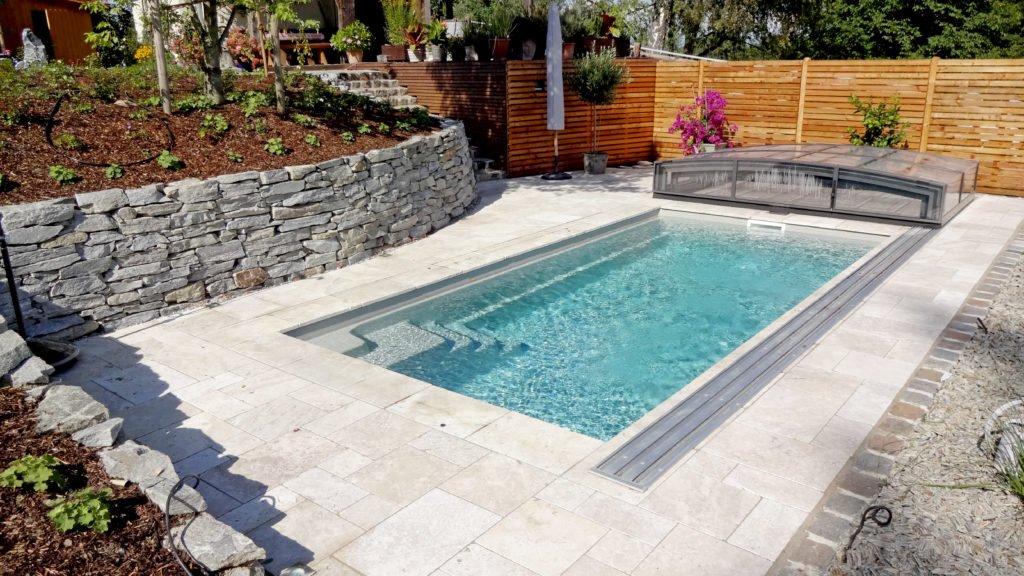 Minipool Pool Garten Gartenpool Pool Compass Pools