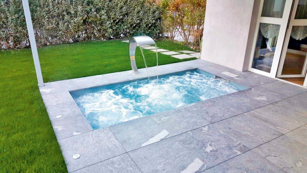 Minipool Gartenpool Pool Garten Leidenfrost Pool