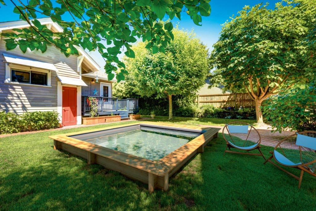Minipool Gartenpool Pool Garten Procopi