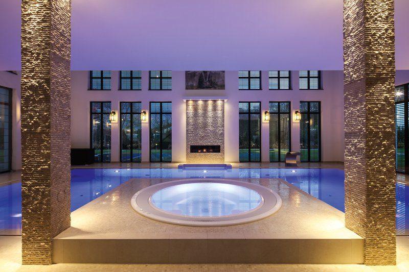 Gegenstromanlage Sauna Whirlpool Schwimmbadbau Pool Klafs