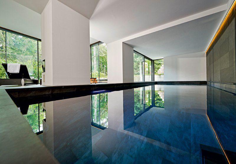 Gegenstromanlage Schwimmbad Schwimmbadbau Dampfbad Pool