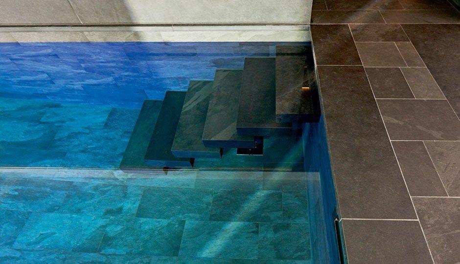 Gegenstromanlage Schwimmbad Schwimmbadbau LED Dampfbad Pool
