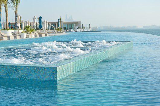 "Neue Wellness-Attraktionen im Luxushotel ""Burj al Arab"" in Dubai"