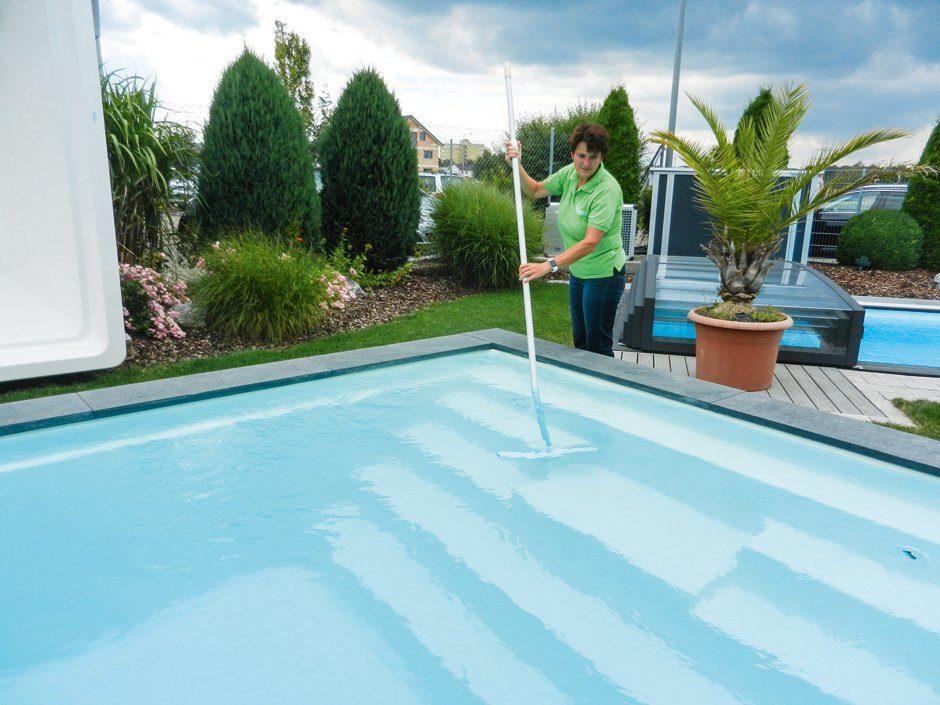 Pool Pool Sauger Umwälzpumpe Poopflege