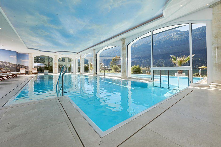 Wellnesshotel Schwimmbad Whirlpool Wellness Via Salina Duhnke Fertigbecken