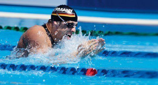 Schwimmen Fitness