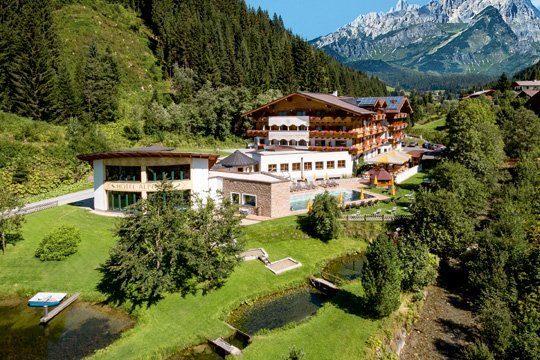 Hotel Alpenhof in Filzmoos