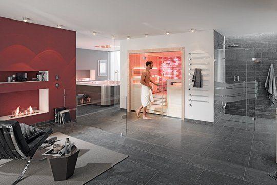 Whirlpool oder Sauna? Das ist hier die Frage. Foto: Casa, Münster