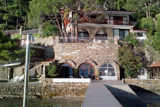 Spa-Bereich in einer Villa an der italienischen Adria. Foto: Kreterior/Markus Krebs