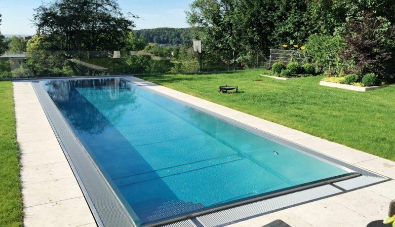 Gartenpool Edelstahl-Pool Pool Schwimmbadbau