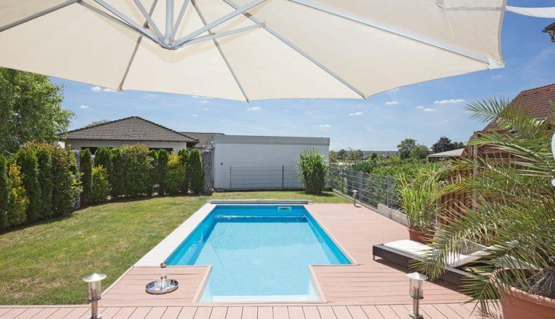 Pool Pool bauen Pool Garten Solar