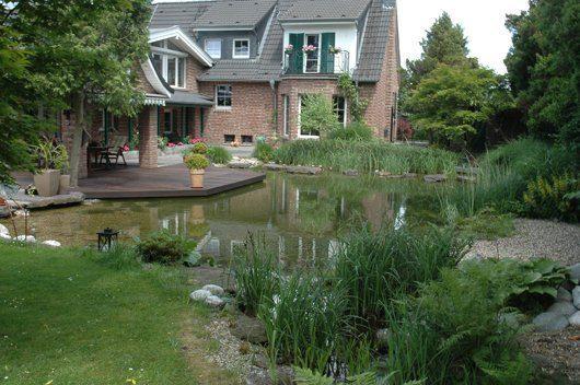 Schwimmteich Pool
