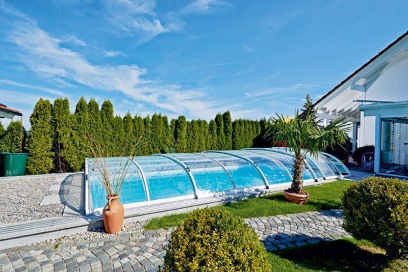 Bayrol GFK Pool Pool Garten Wärmepumpe Zodiac