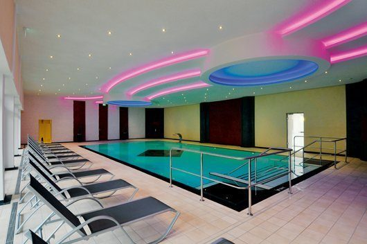LED Poolbeleuchtung Swimming-pool Energieverbrauch Pool