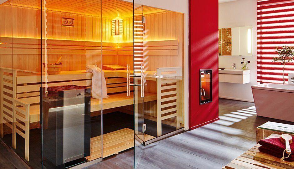 Saunaöfen Butenas