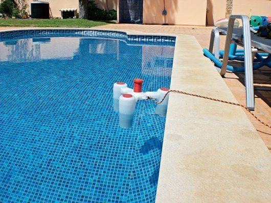 Swimmingpool Pool Zubehör Poolüberwachung Sicherheit Überwachungssystem