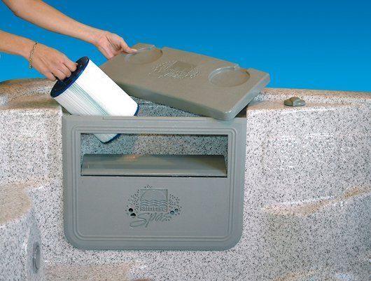 Wasseraufbereitung Filtration Whirlpool