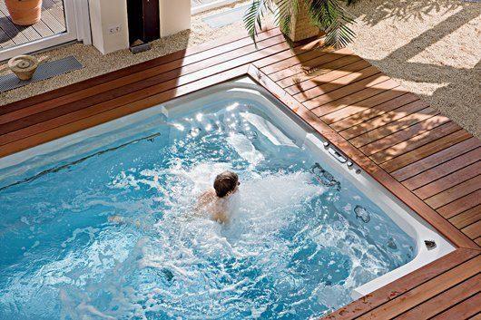 Aquafitness im Swimspa