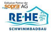 Logo Re-He Schwimmbadbau