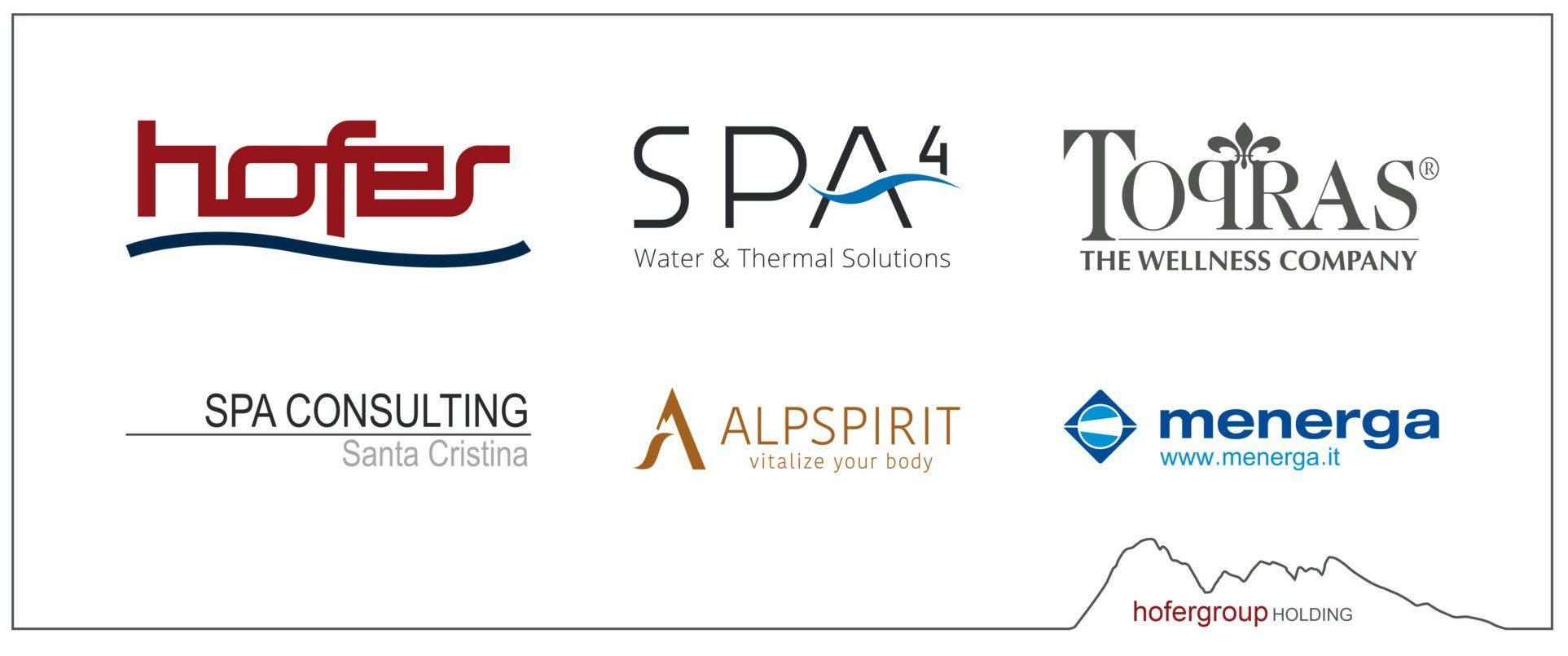 Hofer Group Partnerlogos