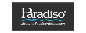 Paradiso Poolüberdachungen Logo