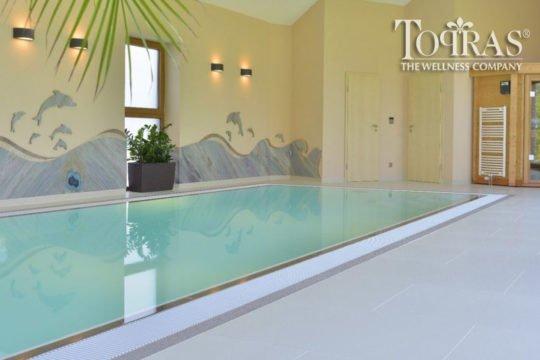 Redlich Haus und Freizeittechnik Topras Pool