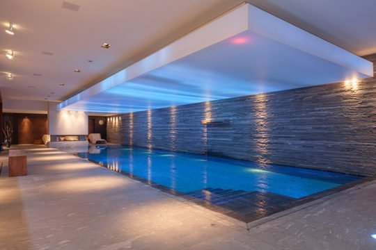 SSF Pools by Klafs