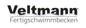 Veltmann Fertigschwimmbecken Logo