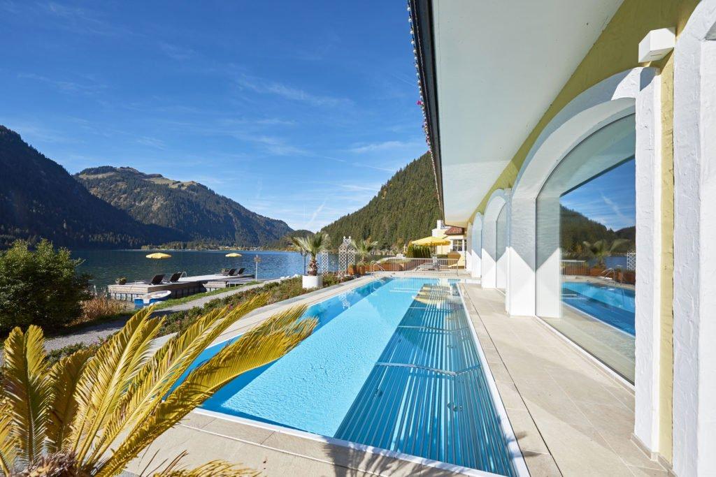 Wellnesshotel Schwimmbad Fertigbecken Whirlpool Wellness Via Salina Duhnke