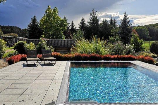 Hensel Pool Design