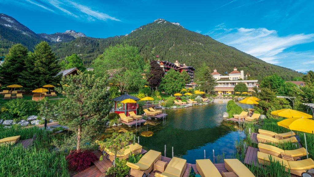 Wellnesshotel Alpenrose