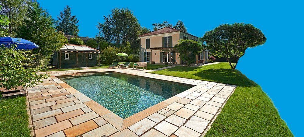 Alles zum Thema Pool und Garten