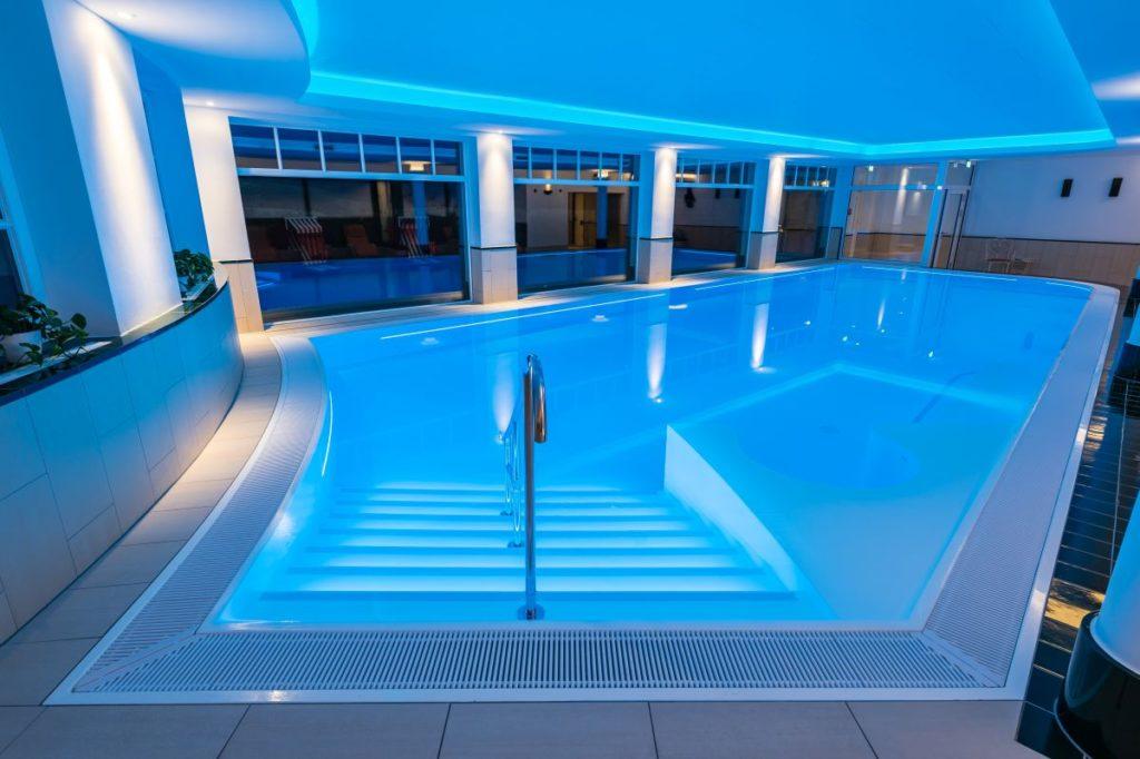 Pool Becken KWS Hart-PVC Innenpool