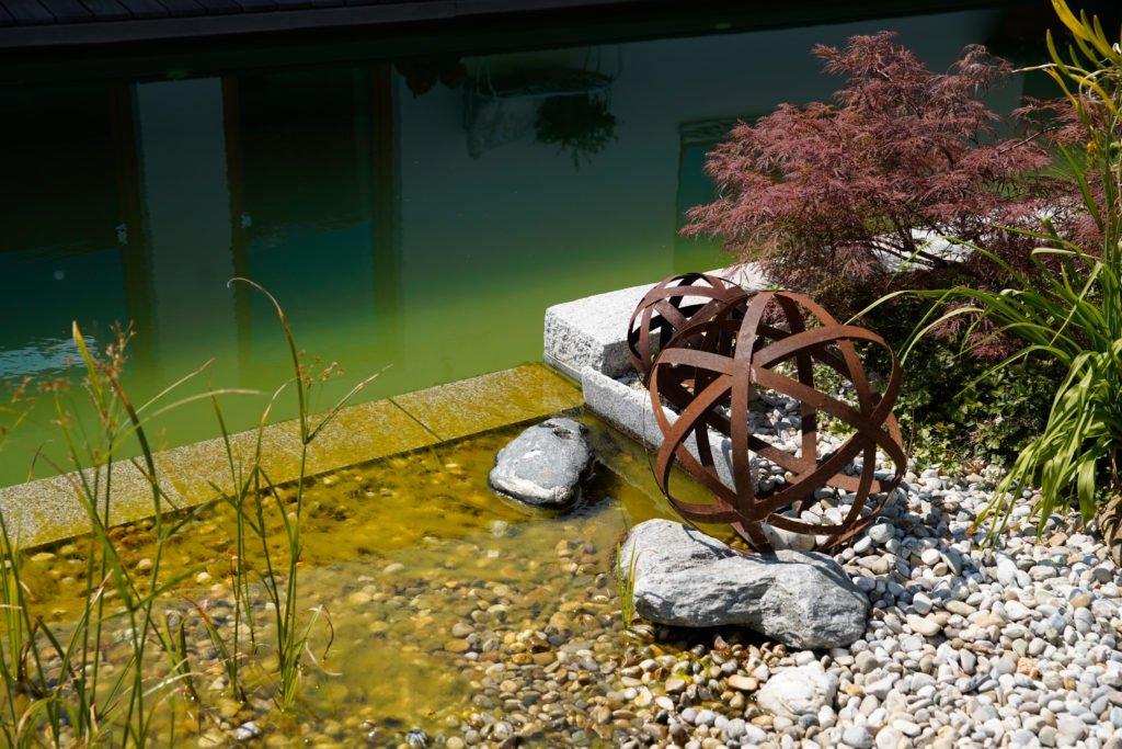 Naturpool Pool Gartengestaltung Teichmeister Balena Gaissmaier