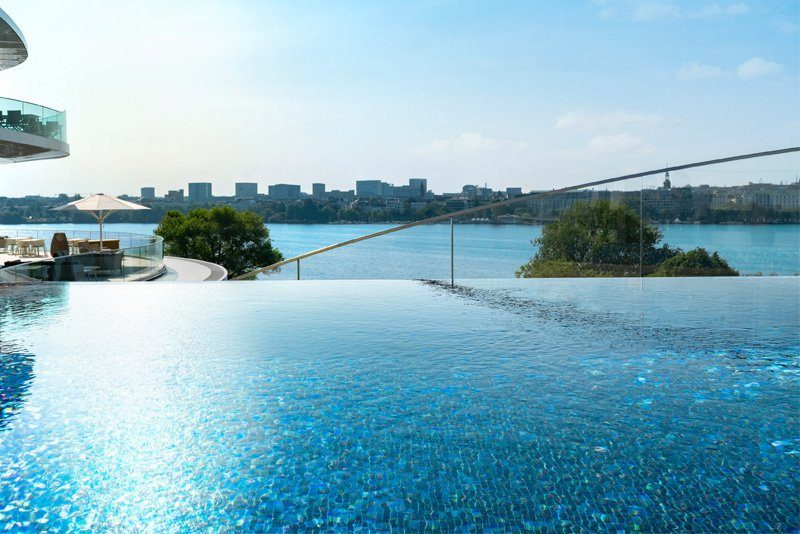 Kühne Pool&Wellness AG Pool Hotel Fontenay