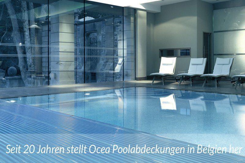 Ocea Automatic Pool Cover