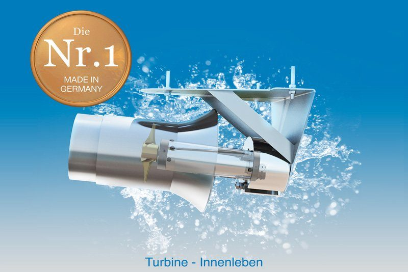 Hydrostar BINDER GmbH Turbine