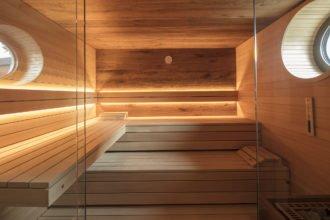 Sauna Saunaofen Corso Sauna Manufaktur