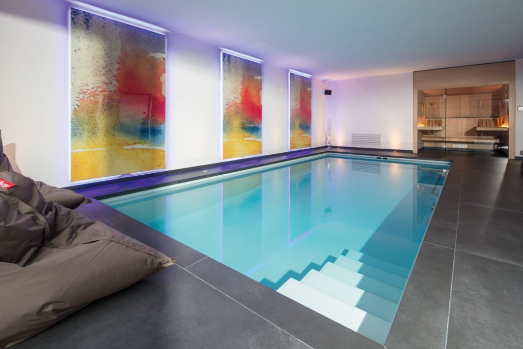 Pool Sauna Swimmingpool Wellness