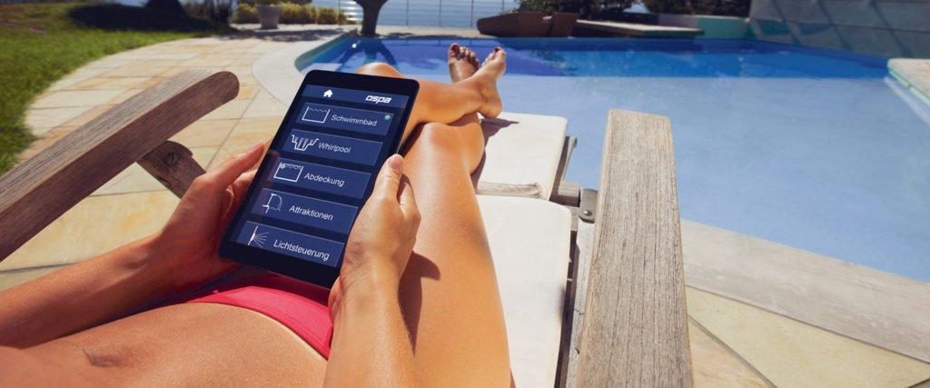 Pool Zubehör Poolsteuerung Mess- und Regeltechnik