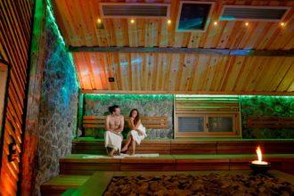 Sauna Wellness Teutoburger Wald Spa-Landschaften Aufguss Aufgussmeisterschaft