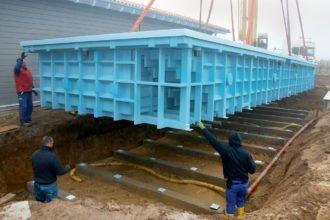 Pool bauen während der Corona-Krise