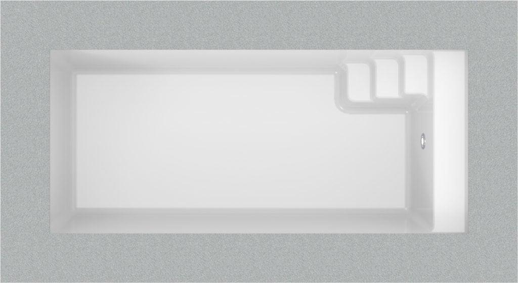 Minipool von Behncke mit Pool Isolierung