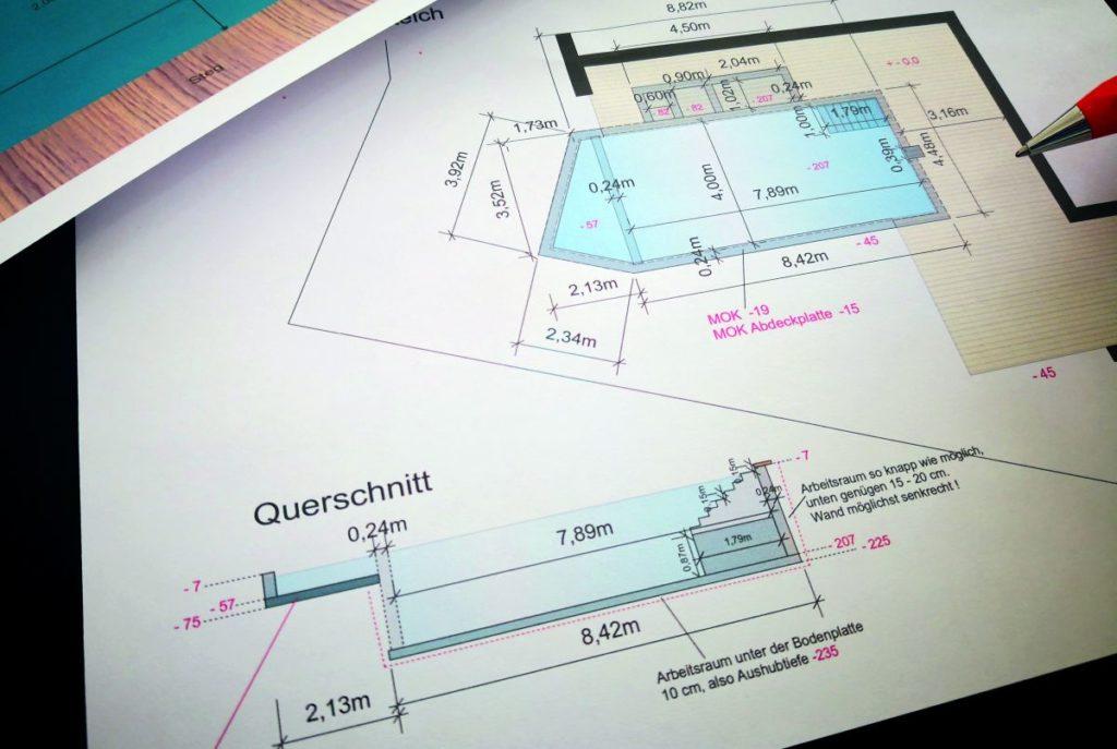 Naturpool-bauen_Planung-Querschnitt